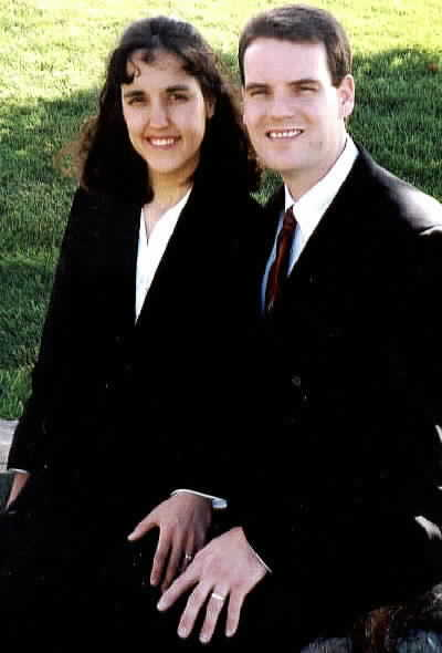 Carolee and Dan Thaxton Sr. --  Carolee is the Daughter and Dan the Son-In-Law of Supportive, World Respected, Community Honored and Honorable Tabernacle Organist Clay and Diane Christiansen